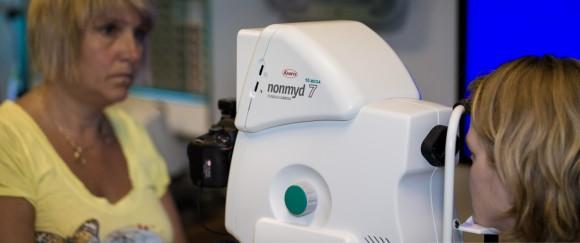 Ögonbottenundersökning är ett viktigt redskap för att hitta sjukdomar i tidigt skede.